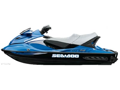 2008 Sea-Doo GTX Limited