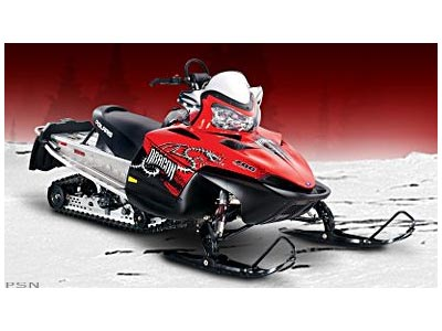 2008 Polaris 700 Dragon Switchback