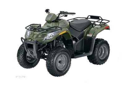 2008 Arctic Cat 250 2x4 Auto