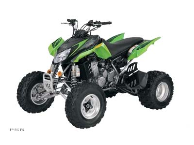 2008 Arctic Cat 400 DVX