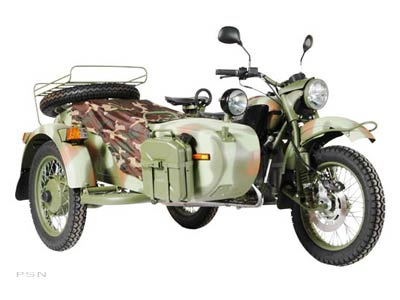 2010 Ural Gear-Up 2WD