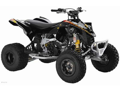 2008 Can-Am DS 450� X