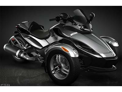 2008 Can-Am Spyder GS (SE5)