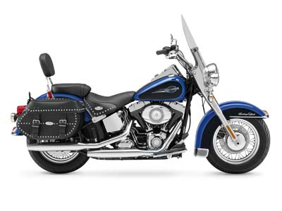 2008 Harley-Davidson FLSTC Heritage Softail Classic