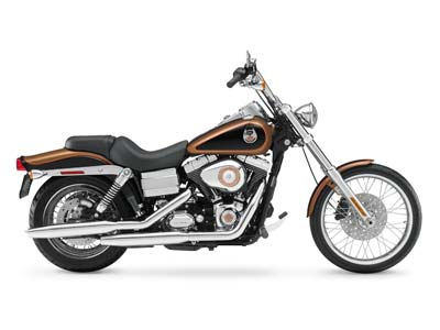 2008 Harley-Davidson FXDWG Dyna Wide Glide 105th Anniversary Edition