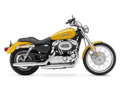 2008 Harley-Davidson XL 1200C Sportster 1200 Custom