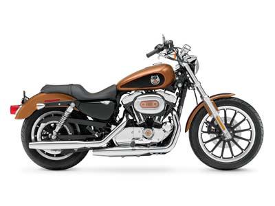 2008 Harley-Davidson XL 1200L Sportster 1200 Low