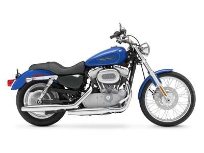 Harley Davidson 883 Custom. 2008 Harley-Davidson XL 883C