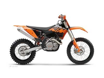 2009 KTM 450 XC-W