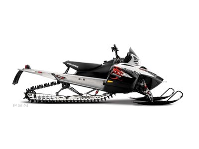 2009 Polaris 800 Dragon RMK 163