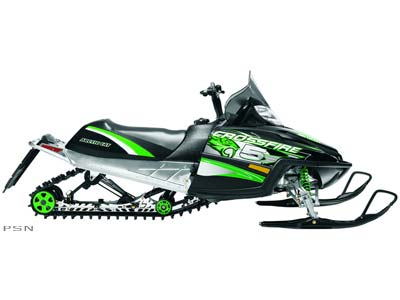 2009 Arctic Cat Crossfire 5