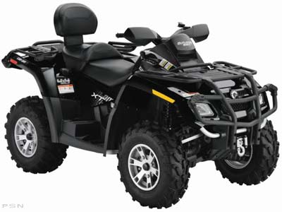 2009 Can-Am Outlander MAX 650 EFI XT
