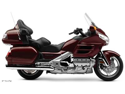 2009 Honda Gold Wing� Airbag
