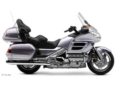 2009 Honda Gold Wing� Audio / Comfort
