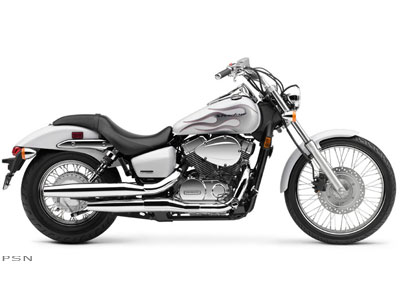 2009 Honda Shadow Spirit 750 (VT750C2)