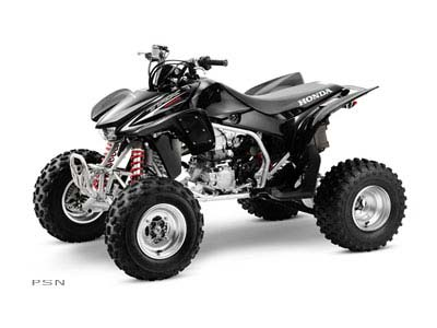2009 Honda TRX�450R Electric Start (TRX�450ER)