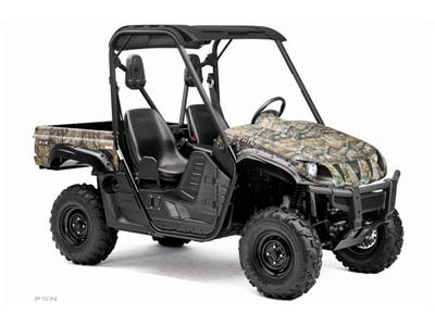 2009 Yamaha Rhino 700 FI Auto. 4x4 Ducks Unlimited Edition