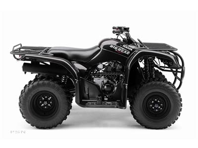2009 Yamaha Big Bear 250