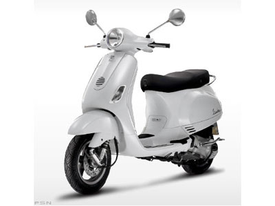 2009 Vespa LX 50