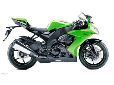 2009 Kawasaki Ninja&#174; ZX&#153;-10R