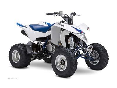 2009 Suzuki QuadSport Z400