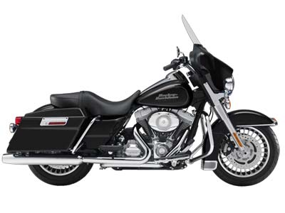 2009 Harley-Davidson FLHT Electra Glide Standard