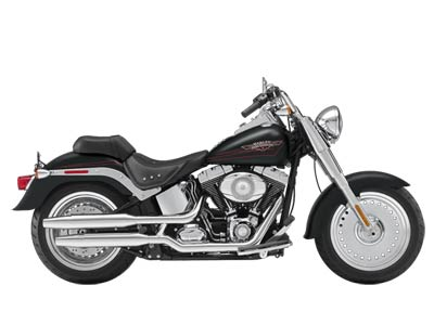 Harley-Davidson 2009 FLSTF Softail Fat Boy