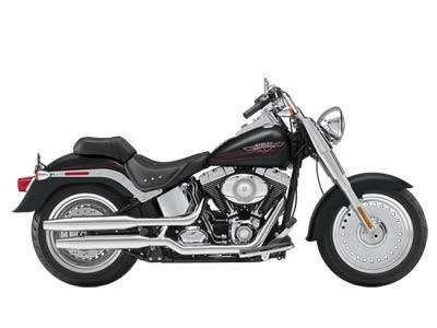 Harley-Davidson 2009 FLSTF Softail Fat Boy