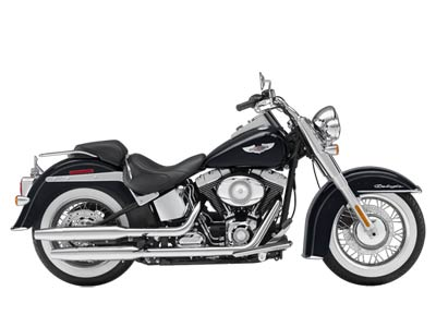 2009 Harley-Davidson FLSTN Softail Deluxe