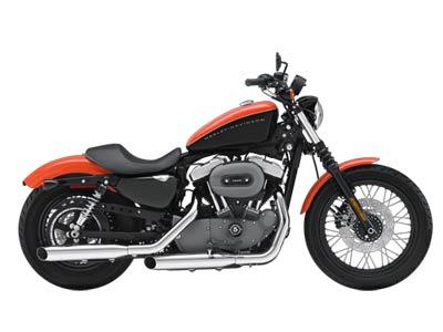 2009 Harley-Davidson XL 1200N Sportster 1200 Nightster