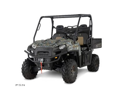 2010 Polaris Ranger 800 XP Browning Pursuit LE