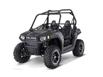 2010 Polaris RZR® Stealth Black LE