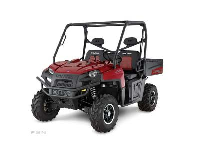 2010 Polaris Ranger 800 XP with EPS Side-By-Side
