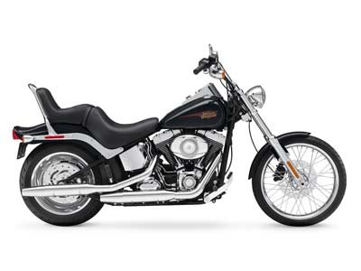 2010 Harley-Davidson FXSTC Softail Custom