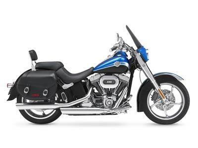 2010 Harley-Davidson FLSTSE CVO Softail Convertible