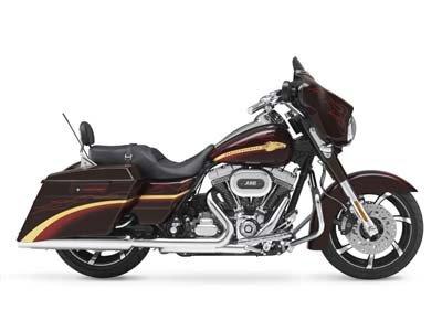 2010 Harley-Davidson FLHXSE CVO Street Glide