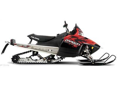 2010 Polaris 600 Dragon Switchback