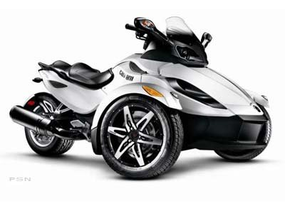 2010 Can-Am Spyder™ RS-S SE5
