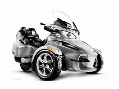 2010 Can-Am Spyder RT SM5