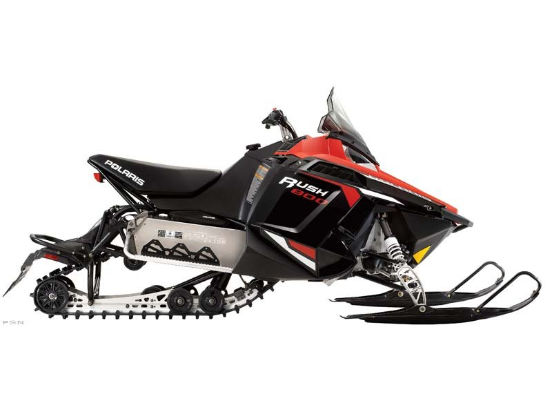 Polaris 2011 Assault. 2011 Polaris 800 Rush