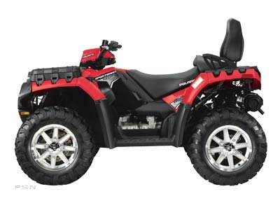 2011 Polaris Sportsman� Touring 850 EPS