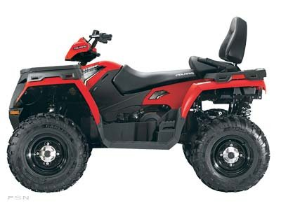2011 Polaris Sportsman Touring 500 HO