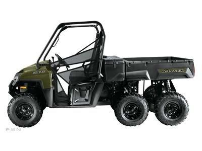 2011 Polaris Ranger 6x6 800
