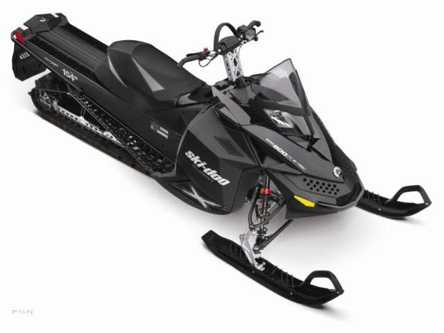 2011 Ski-Doo Summit X E-TEC 800R 154