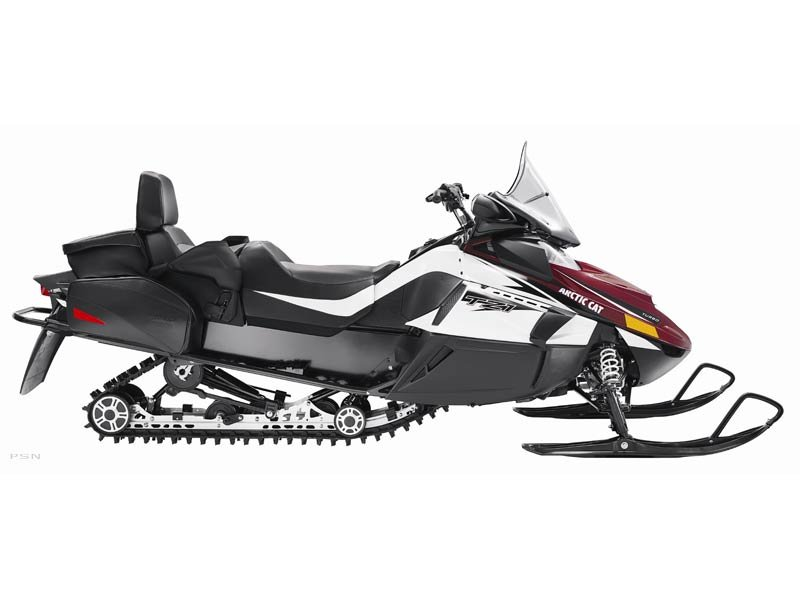 2011 Arctic Cat TZ1 Turbo LXR
