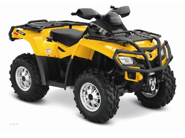 2011 Can-Am Outlander 650 EFI XT&#153;