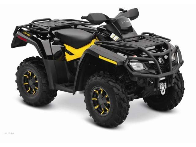 2011 Can-Am Outlander� 800R EFI XT-P™
