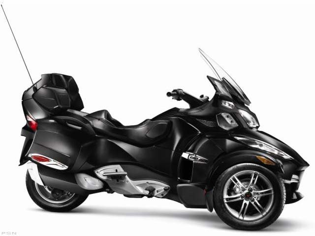 2011 Can-Am Spyder™ RT-S SE5