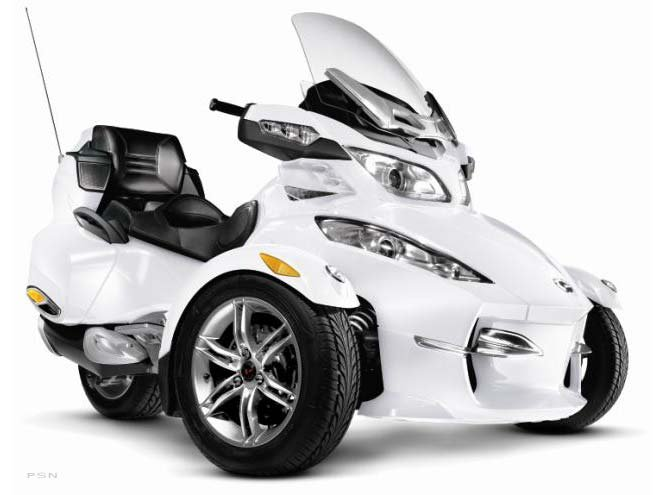 2011 Can-Am Spyder™ RT Limited
