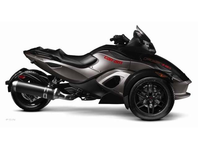 2011 Can-Am Spyder™ RS-S SM5